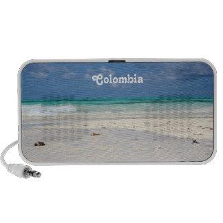 Beach in Columbia Mini Speaker
