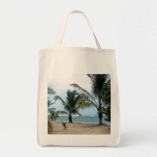 Beach in Dominican Republic Bag
