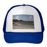 Beach in Donegal,Ireland Mesh Hat