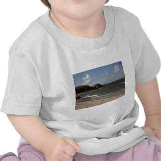 Beach in Donegal,Ireland Tees