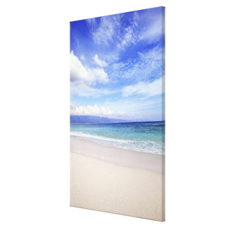Beach in Hawaii Gallery Wrap Canvas