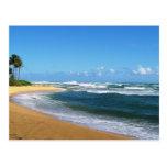 Beach in Kauai Postcards