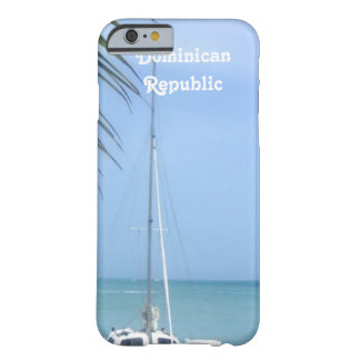 Beach in the Dominican Barely There iPhone 6 Case