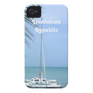 Beach in the Dominican iPhone 4 Cover