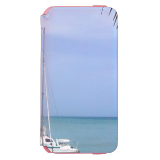 Beach in the Dominican iPhone 6/6s Wallet Case