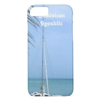 Beach in the Dominican iPhone 8/7 Case