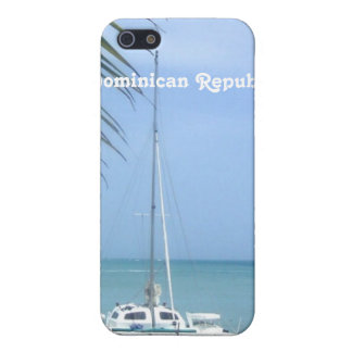 Beach in the Dominican iPhone SE/5/5s Cover