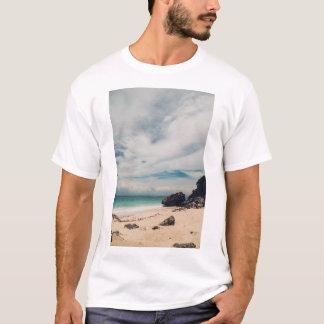 Beach In Tulum, Mexico T-Shirt