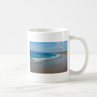 Beach in Wales Coffee Mug