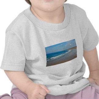 Beach in Wales Tshirts