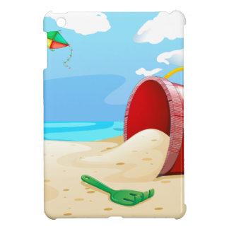 Beach iPad Mini Cover
