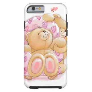 Beach Iphone 6 Case/Bear Tough iPhone 6 Case