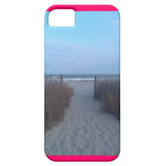 Beach iPhone SE/5/5s Case