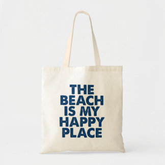 Beach Is My Happy Place Tote