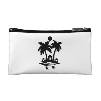 beach island houses invert.png makeup bag