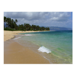 Beach Island Postcard