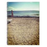 Beach journal note books