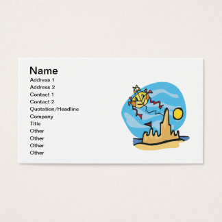 Beach Kite Business Card