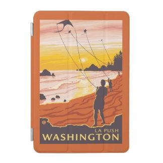 Beach & Kites - La Push, Washington iPad Mini Cover