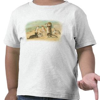 Beach Kittens Tshirt