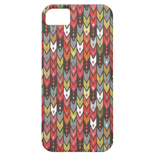 beach knit ikat arrow iPhone SE/5/5s case