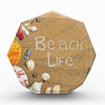 Beach Themed Beach Life Award