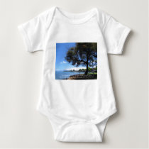 Beach Life Baby Bodysuit