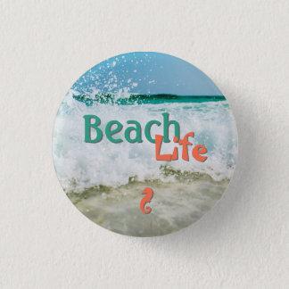 Beach Life Button