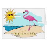 Beach Life Card