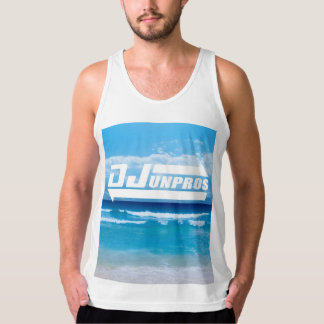 Beach Life DJ Unpros Tank Top