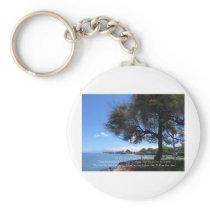 Beach Life Keychain