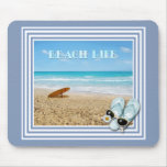 Beach Life Mouse Pad