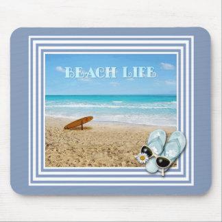 Beach Life Mouse Pad