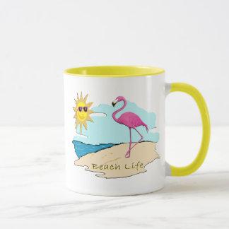 Beach Life Mug