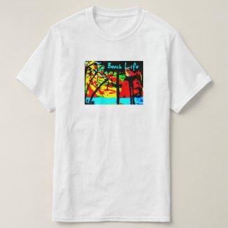 Beach Life Tropical Dream T-Shirt