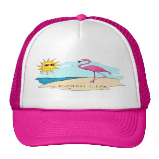 Beach Life Trucker Hat