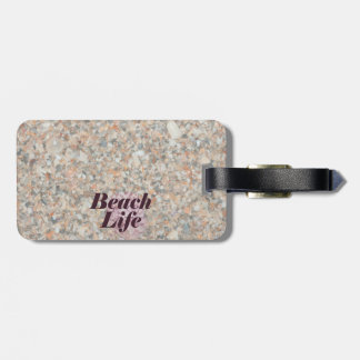 beach life washed crushed shells scallop tags for bags