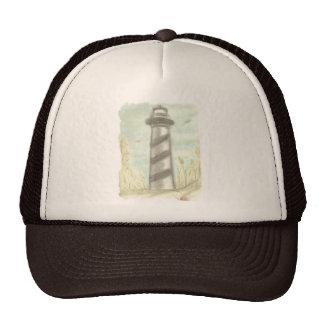 Beach Lighthouse Cap Hat