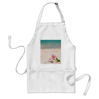 Beach Lily Adult Apron