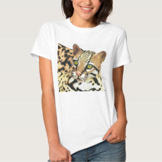 """Beach """"Little tiger"""", (Leopardus tigrinus) T Shirt"""