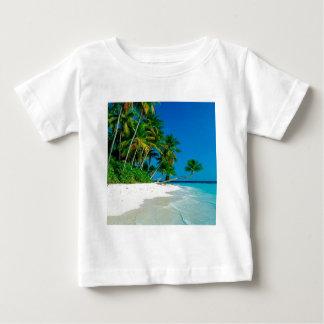 Beach Lost Paradise Baby T-Shirt