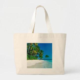 Beach Lost Paradise Tote Bag