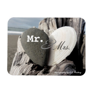 Beach Love Magnet