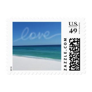 Beach Love Small Postage