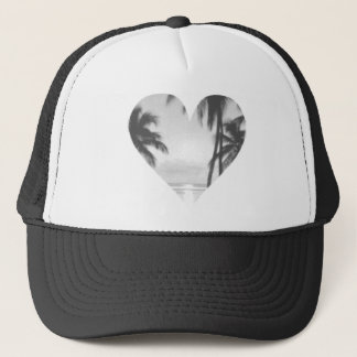 Beach Love Trucker Hat
