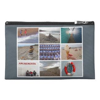 Beach-lover's accessory bag