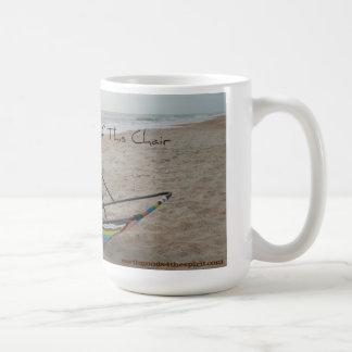 Beach Lover's Coffee Cup Classic White Coffee Mug