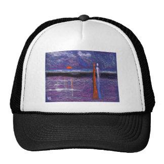 BEACH LOVERS TRUCKER HAT