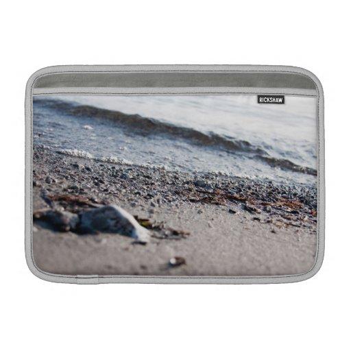 """Beach mackbook air 11"""" sleeve MacBook sleeve"""