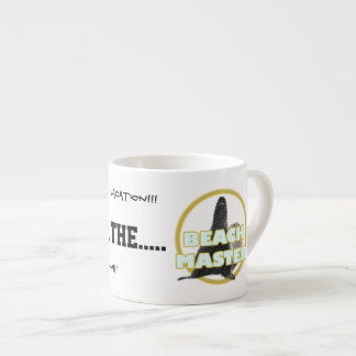 Beach Master Sea Lion Espresso Cup